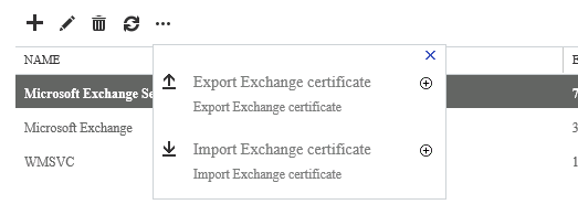 How to Export/Import an SSL Certificate to Multiple Exchange 2013 Servers