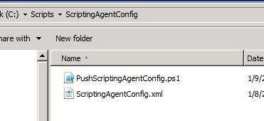 push-scripting-agent-config-script