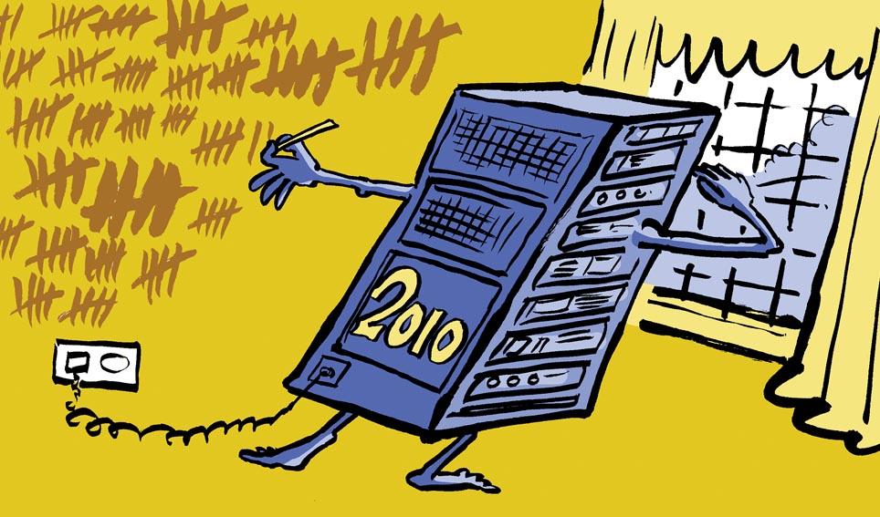 Excvhange 2010 end-of-life