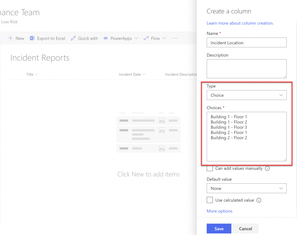Create a PowerApp for mobile data capture with Teams Flow and Planner integration – Part 1