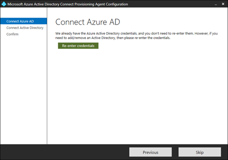 Connect Azure AD