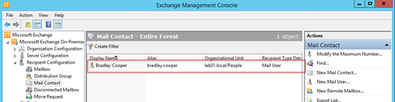 Azure AD Connect synchronize multiple objects