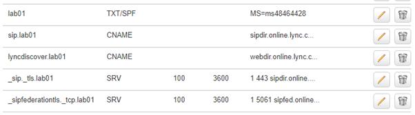 Custom Domain for Office 365