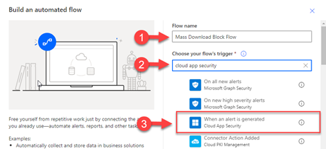 How to Prevent Data Leaks with MCAS & PowerAutomate – Part One