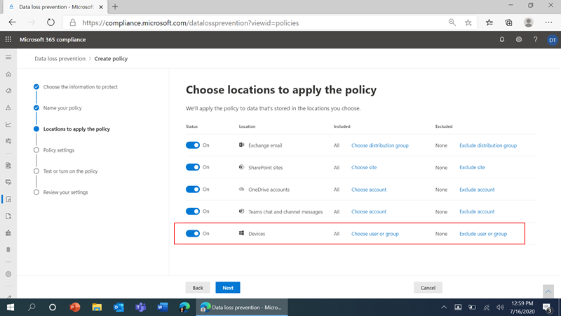 Announcing public preview of Microsoft Endpoint Data Loss Prevention