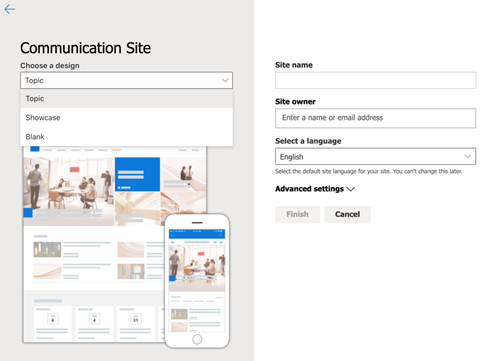 How to Create a SharePoint Online Intranet – Part One