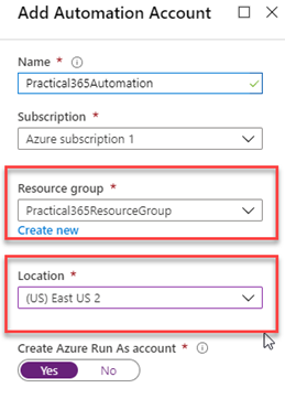 How to manage on-premises infrastructure using Azure Automation Hybrid Worker