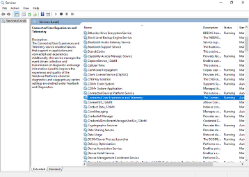 Sending data over to the Endpoint analytics workspace